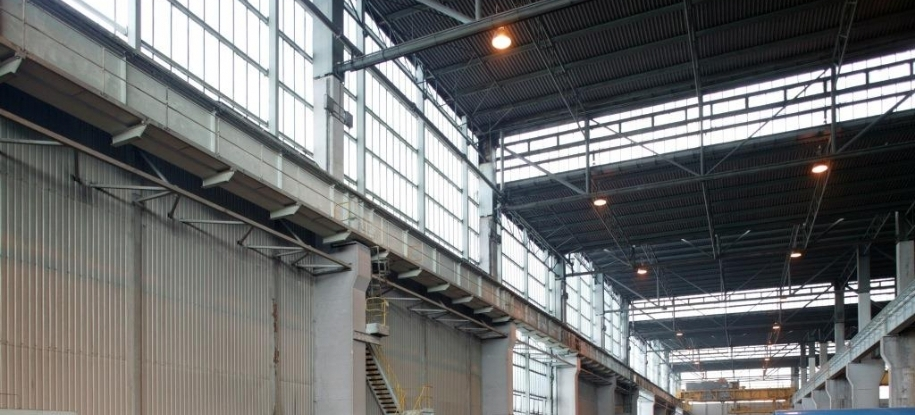 Industrial Cleaning and Painting