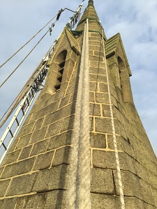 Access Maintenance Carry out Extensive Work on Holy Trinity Church