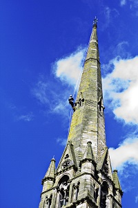 What is a Steeplejack?