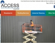 New Website for Access Maintenance
